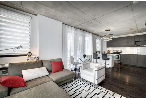 Appartement en location courte durée