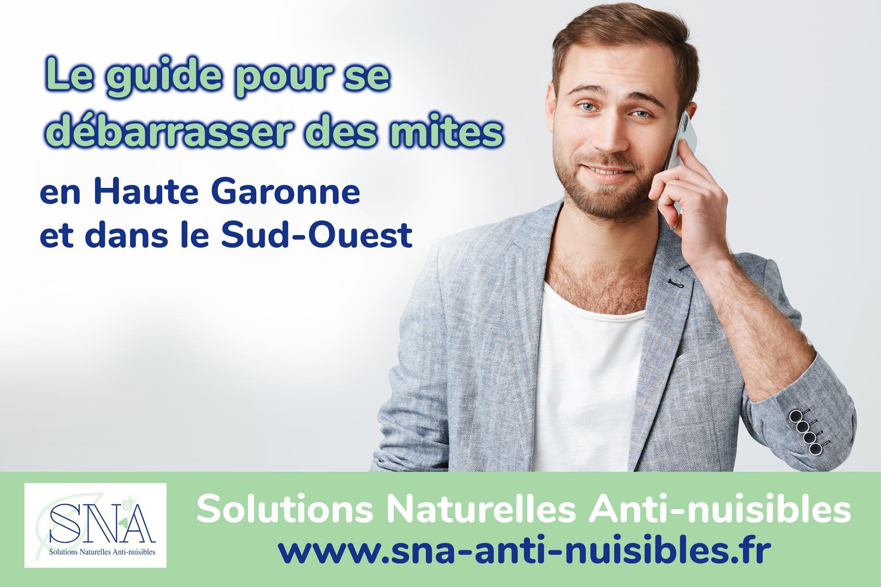 Comment se débarrasser des mites à Toulouse avec SNA